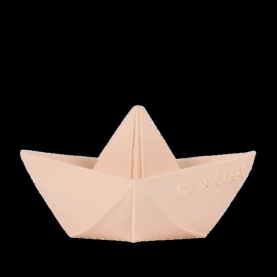 Origami boat Nude