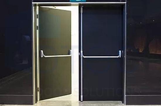 resisttec yangın kapıları