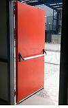 Dtec sertifikalı yangın kapısı