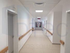 yangına dayanıklı hastane kapıları