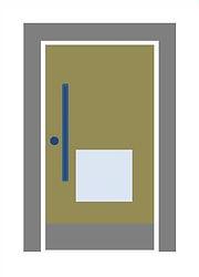 DTEC Sınıf Kapısı