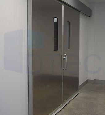 paslanmaz hermetik kapı