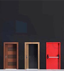 - Многофункциональные Технические Двери