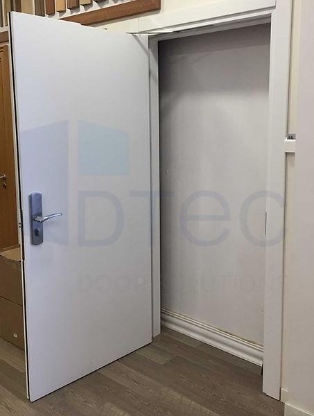 Двери со Свинцовой Облицовкой