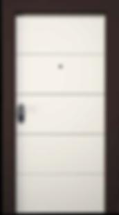Бронированные Двери Облицованные Компакт Ламинатом