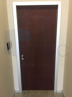 aluminum frame school doors