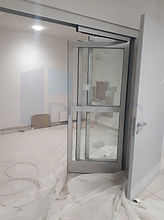 telescopic ICU doors