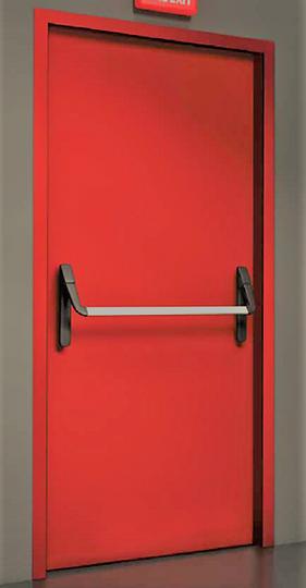 TS EN 1634-1 Yangın Kapısı