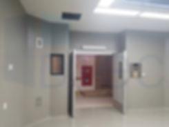 hastane hermetik kapı