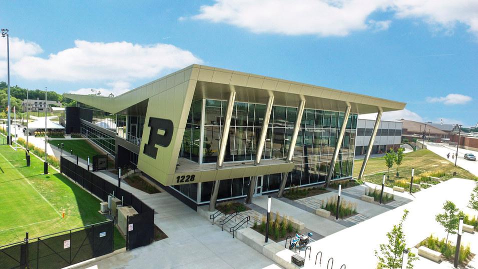 Purdue Football Complex
