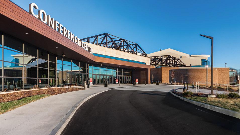 Memorial Coliseum | Fort Wayne, Indiana