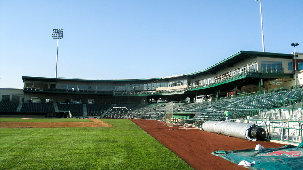 Parkview Field   Fort Wayne, Indiana