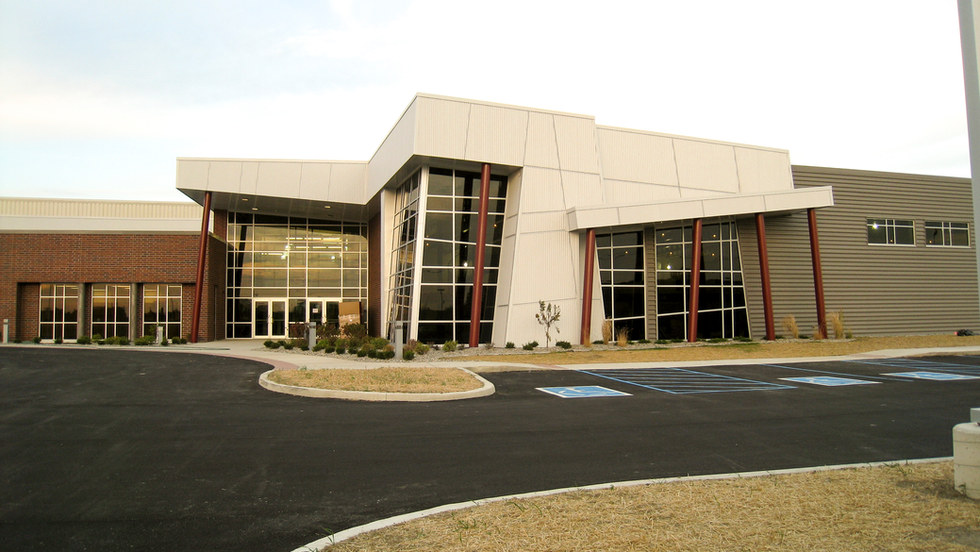 YMCA   Huntington, Indiana