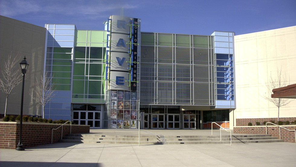 Rave Theater   Fort Wayne, Indiana