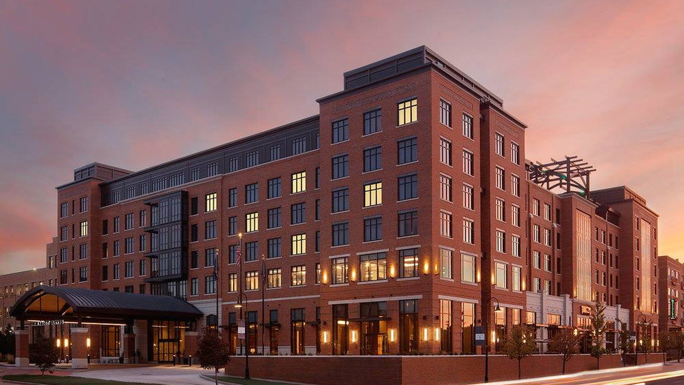 Embassy Suites   South Bend, Indiana