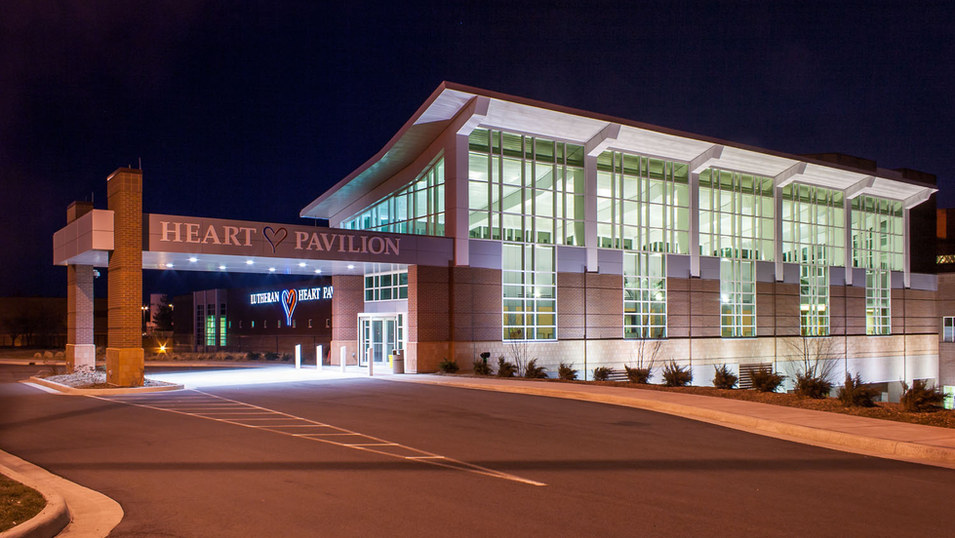 Lutheran Heart Pavilion | Fort Wayne, Indiana