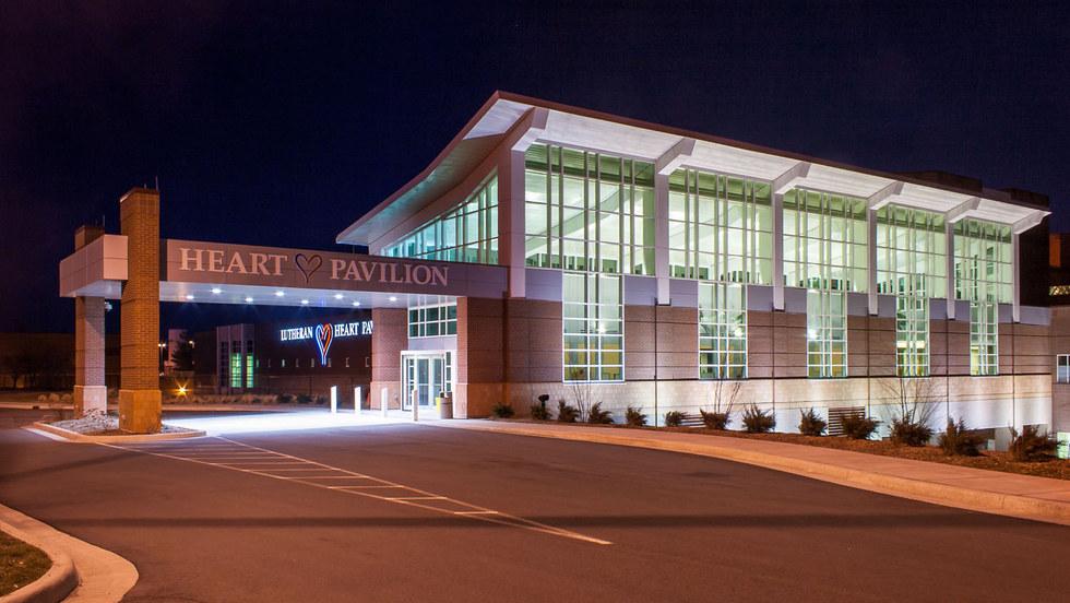 Lutheran Heart Pavilion   Fort Wayne, Indiana