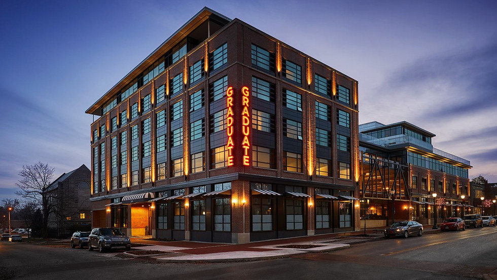 Graduate Hotel   Bloomington, Indiana