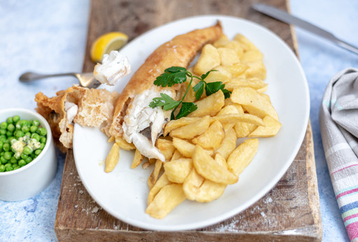 Fish & Chips - Seafood Week