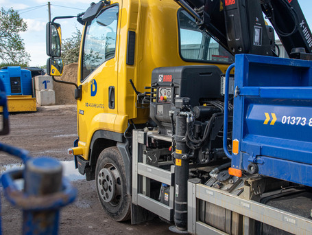 Are DDAggregates Truck Euro 6 Ready for the Clean Air Zone's?