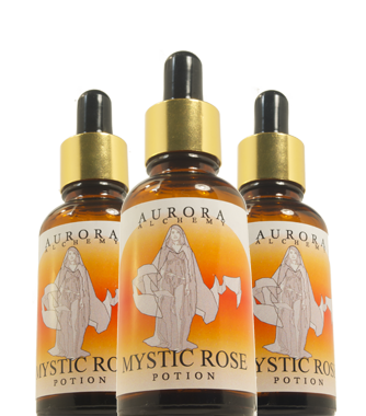 Mystic Rose Magdalene Potion