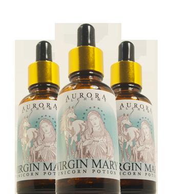 Virgin Mary Unicorn Potion
