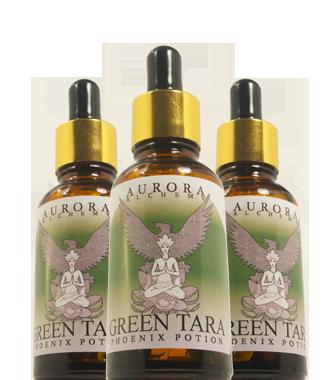 Green Tara Phoenix Potion