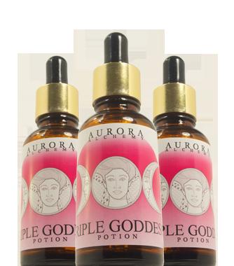 Triple Goddess Moon Potion