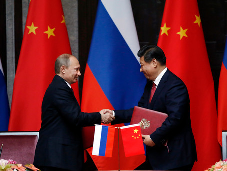 The False Promise of a Russia-China Military Alliance