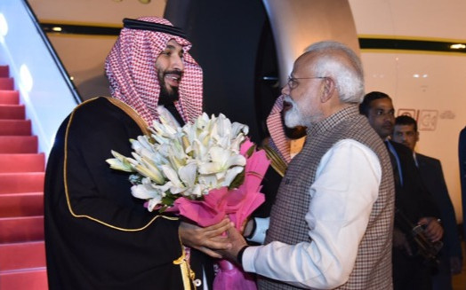 Saudi Arabia's Vision 2030 Goals Present an Oppurtunity to Deepen Partnerships, including with India