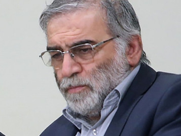 The assassination of an Iranian nuclear scientist shows the crisis  Biden must first tackle