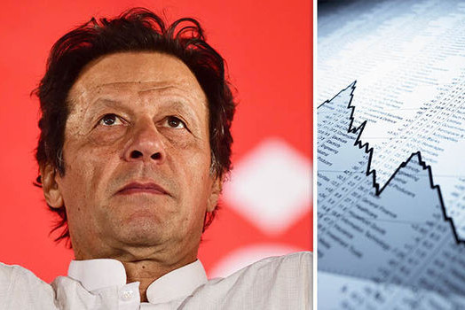 Pakistan's Economy is in a Downward Spiral and Imran Khan Continues to Make it Worse