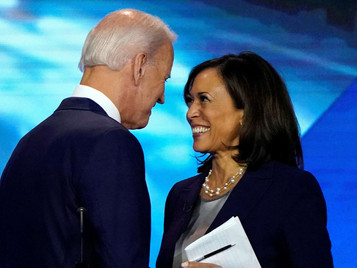 Biden-Harris and the return of the centrist