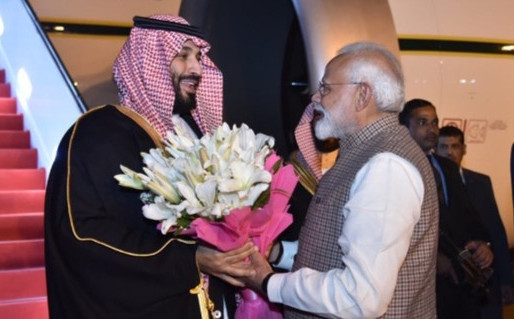 Saudi Arabia's Vision 2030 Goals Present an Opportunity to Deepen Partnerships, including with India