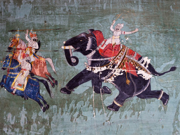 Warfare in History and the Indian Predicament