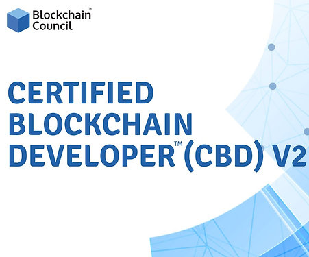 Certified Blockchain Developer Version 2