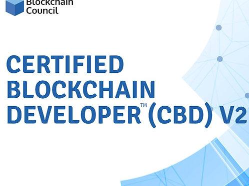 Certified Blockchain Developer Version 2