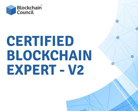 Certified Blockchain Expert Version 2