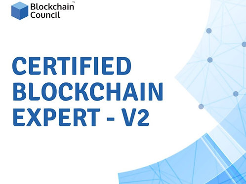 Certified Blockchain Expert Version 2