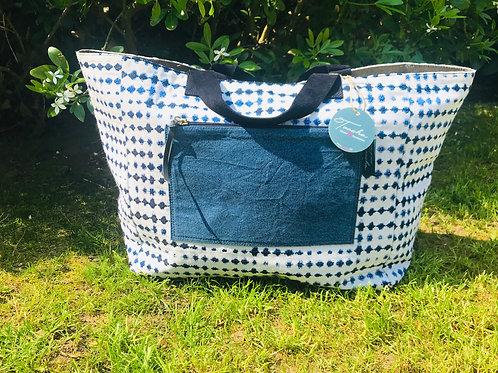 Daily Bag Medium - Jeans - Sea Anna