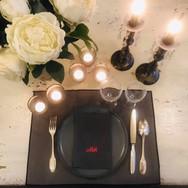 Set de table en Lin ENDUIT & Serviette de table 100% Lin