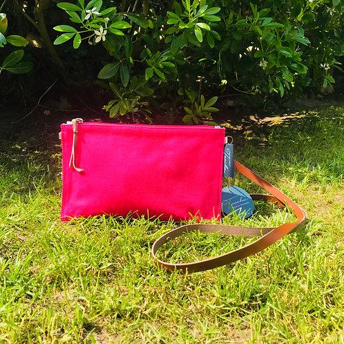 Pocket Bag - Pop - Pink Marie