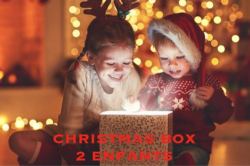 Good Lock Box -  CHRISTMAS BOX - 2 ENFANTS