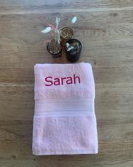 Serviettes de bain - Premium - Rose