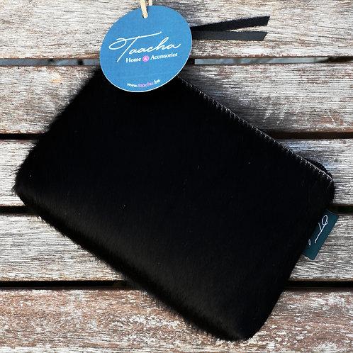 Mini Pocket - COW - BLACKY DARK