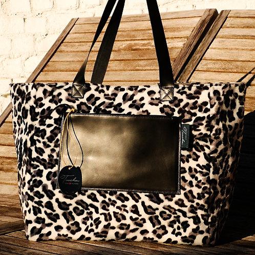 Daily Bag - CUIR - LEO BLACKY