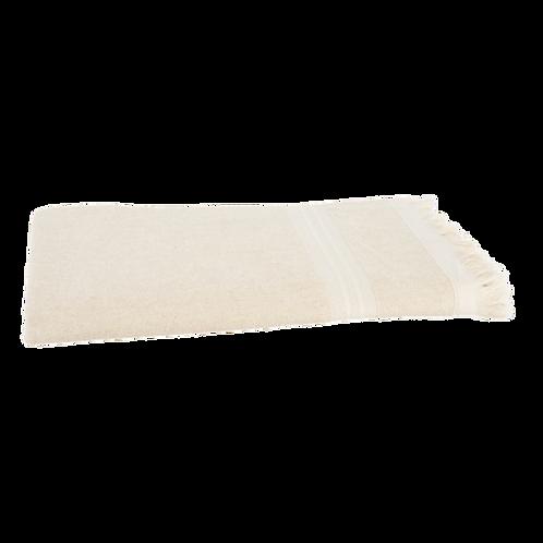 Serviette de Plage XL - Naturel - Personnalisable