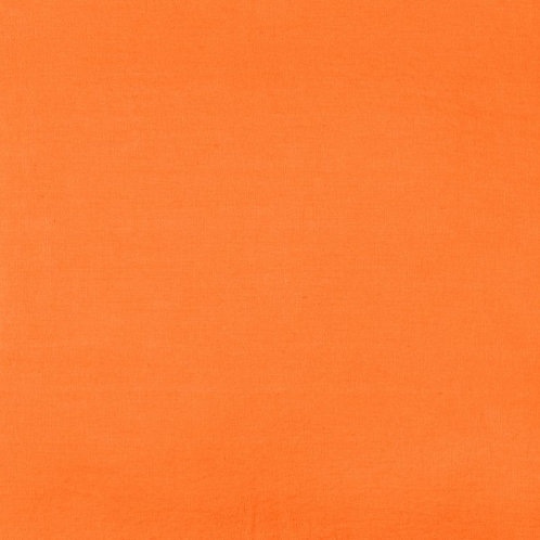 Nappe - ORANGE - 100% Lin ENDUIT