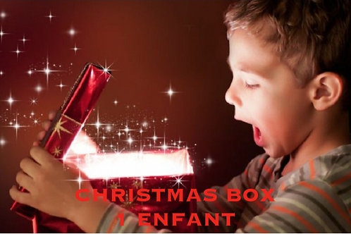 Good Lock Box -  CHRISTMAS BOX - 1 ENFANT