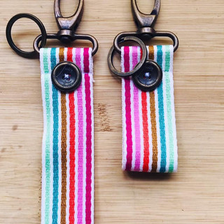 Keychains and Straps